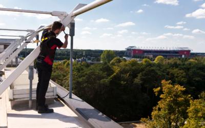 Hoe zorg ik voor een goede dakveiligheid?