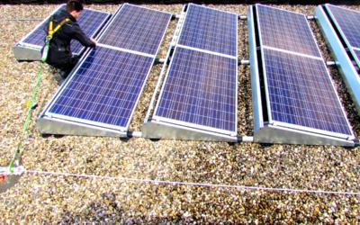 Veilig zonnepanelen plaatsen: waar let je op?